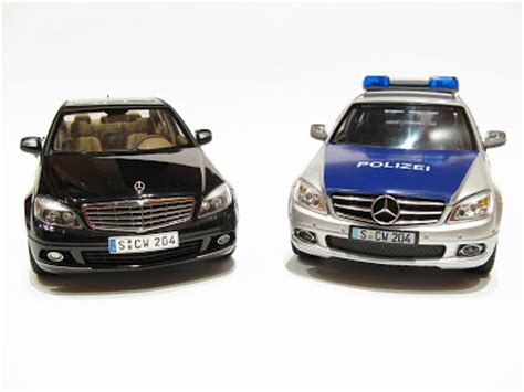 Our car experts choose every product we feature. Mercedes Diecasts and Toys = Mercedes-Benz Collection: Mercedes C class (W204) funny story :)