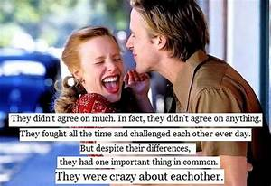 Love The Notebook Movie Quotes. QuotesGram