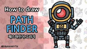 How To Draw Pathfinder