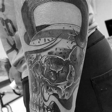 top   crossfit tattoos  men workout ink design