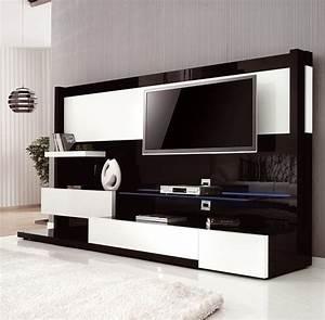 Meuble Tv Mural : meuble tv mural 240 cm miraz 03 ensemble meuble tv ~ Teatrodelosmanantiales.com Idées de Décoration