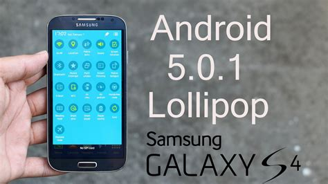 galaxy   android  lollipop firmware   install youtube