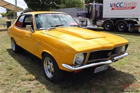1972 Holden Lj Torana Gtr Xu1 Xu2 V8 302 Chev Camaro