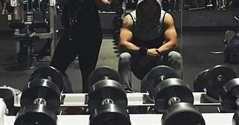 swolemate gym life pinterest couples