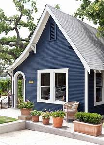 The, Innovative, Small, House, Exterior, Paint, Colors, Best, 25