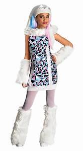 Monster High Kostüme Für Kinder : abby bominable monster high kost m f r m dchen kost me f r kinder und g nstige ~ Frokenaadalensverden.com Haus und Dekorationen
