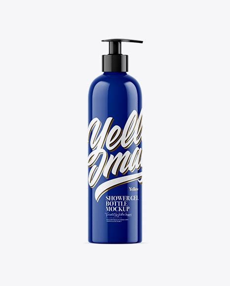 You can create a free account now. Glossy Shower Gel Bottle PSD Mockup