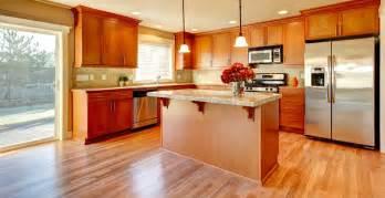 open floor plan designs 6 opções de pisos para cozinha westwing