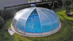 Pool Dach Rund : pool dach rund ~ Watch28wear.com Haus und Dekorationen