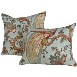 peacock decorative throw pillows large cushion covers