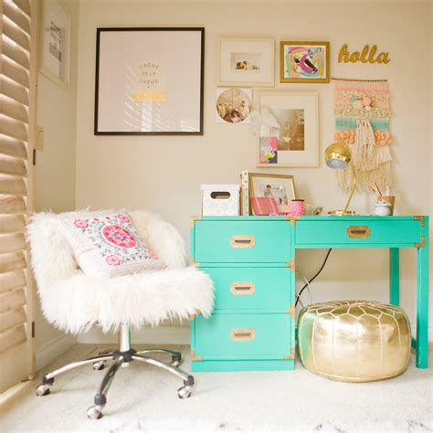 charming desk space    darlings blog pottery barn