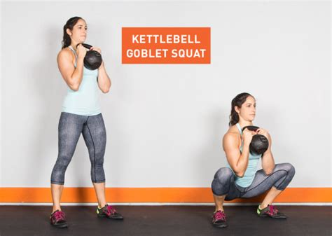 kettlebell squats exercises exercise squat goblet greatist ass pull workouts fitness kettle workout bell kick pesa body ejercicios abs main