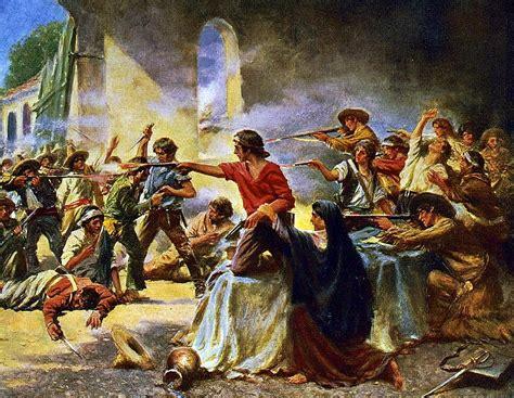 swiss siege social capture of san antonio and of the alamo