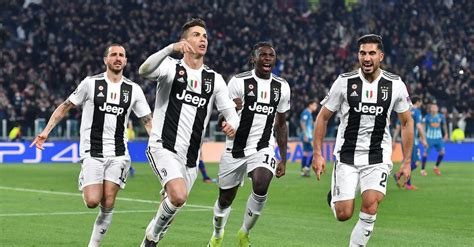Juventus Survives, As The Improbable Becomes Real Again