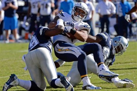 Dallas Cowboys At San Diego Chargers