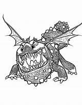 Gronckle Drago Colorare Colorkid Kolorowanka Kolorowanki Smoka Wytresować Jak Drache sketch template