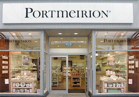 bridgend designer outlet portmeirion group factory shops