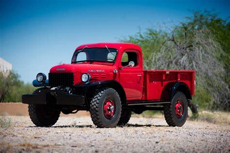 Dodge 4x4 by 1947 Dodge Power Wagon 4x4