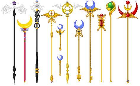 Anime D S Stuff Magical Staff