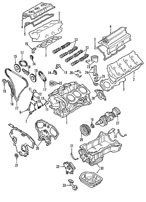 Partscom®  Nissan Timing Chain Front Partnumber 13028jk00a