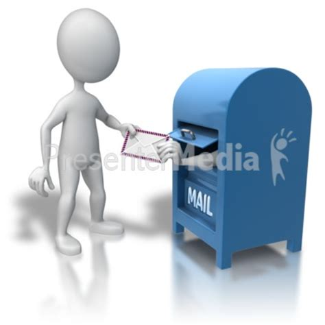 Mailbox Recipient  Signs And Symbols  Great Clipart For