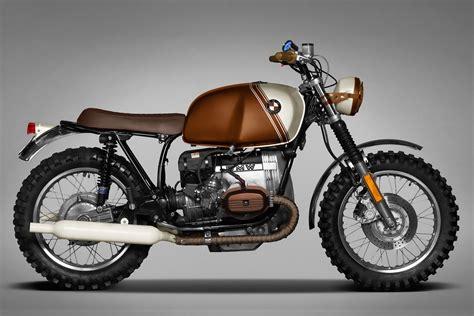 bmw motorcycle scrambler bmw r45 custom by ton up garage