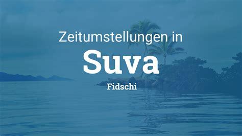 Zeitumstellung eu ursula von der leyen. Zeitumstellung 2021: Sommerzeit in Suva, Fidschi