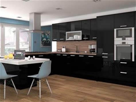 black gloss kitchen ideas 39 best images about black gloss on models