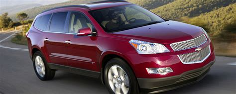 chevrolet traverse awd dr ltz review car reviews