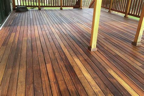 ipe decking finishes jlc  decking decks