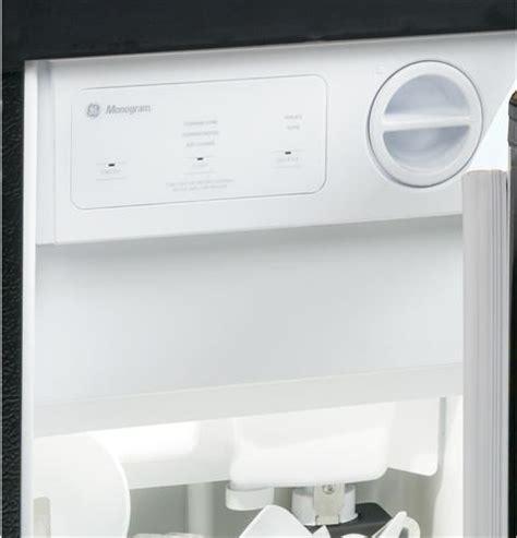 zdissshlh monogram high production large capacity automatic icemaker monogram appliances