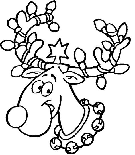 Christmas Free Coloring Pages# 2021452