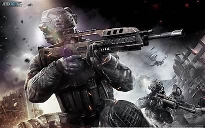 Ops Duty Call Wallpapers Escritorio Gamers Fondos