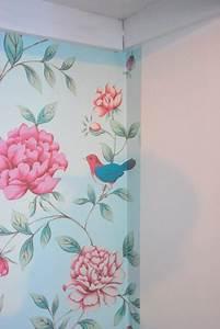 Wallpaper Hanging Tips From A Beginner