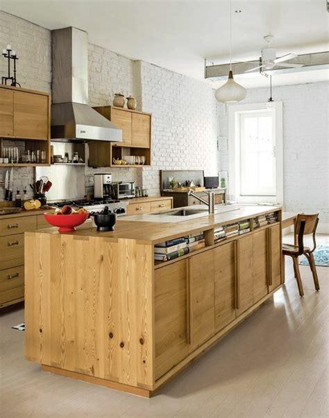 Massivholz Arbeitsplatte Küche Rezeptbücher Küchenschränke