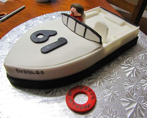 Speed Boat Birthday Cake by Speedboat Cake My Cakes Cake Birthday