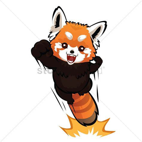 clipart panda red panda graphics illustrations