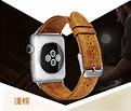 Apple Watch Series 1 / 2 經典皮革錶帶 38mm 適用 - PChome 24h購物
