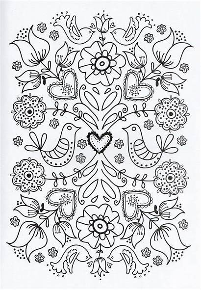 Simple Mother Coloring Pages Useful Gifts Diy