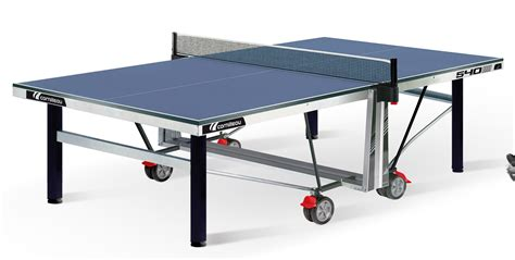 Best Ping Pong Tables by Cornilleau 540 Indoor