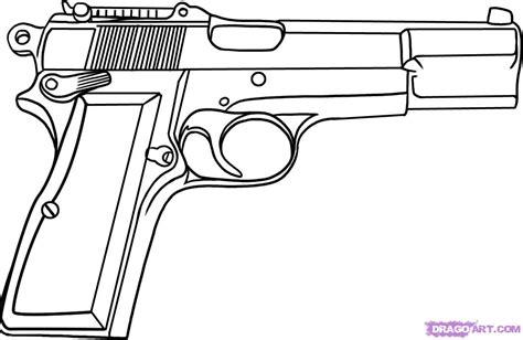 Máquinas automáticas, pistolas, rifles de francotirador, armas de juegos populares: Image - How-to-draw-a-pistol-step-6 1 000000015441 5.jpg | ProjectReality Wiki | FANDOM powered ...