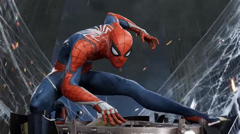 New Details And Concept Art From Insomniac Games' Spider