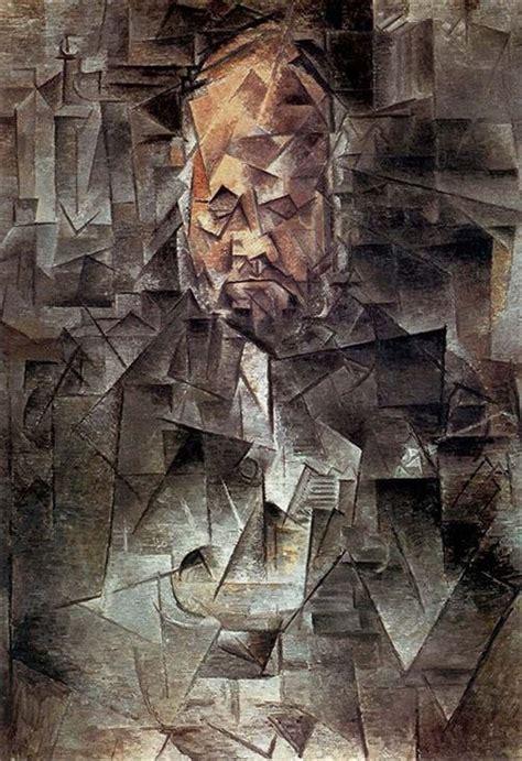 ピカソ作 『アンブロワーズ・ヴォラールの肖像』   肖像画家の旅物語