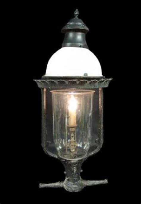 antique gas street ls antique gas street lamp from early 1800 39 s philadelphia