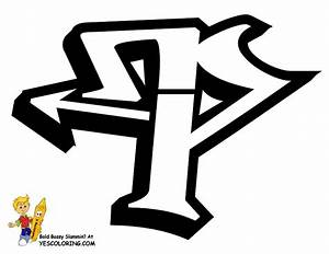 Banksy Graffiti Alphabets | Free | Graffiti | Alphabet ...