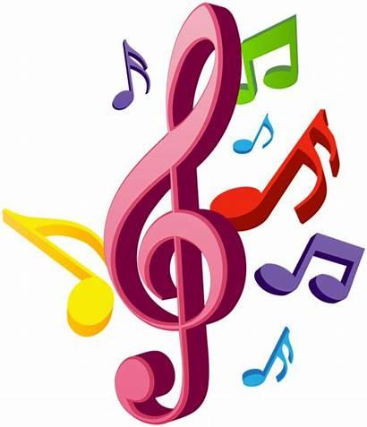 Notes Clip Musical Transparent Note Symbol Motes