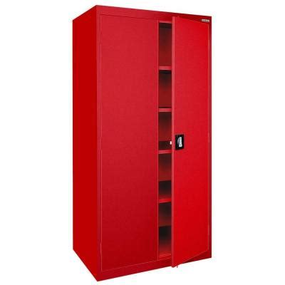 sandusky storage cabinet replacement sandusky elite series 72 in h x 36 in w x 24 in d 5