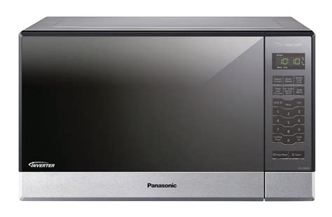Microwaves — one small convenience in our life's way that ripples throughout the years with warmth and reliability. Panasonic 1.2 Cu.Ft. Countertop Microwave Oven NN-SN686S