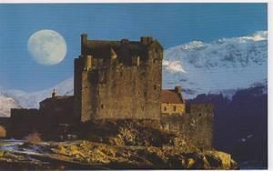 HD Eilean Donan Castle Wallpaper