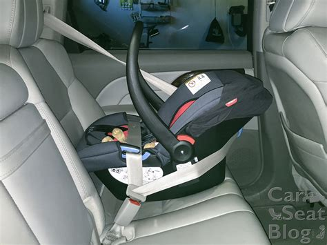 Infant Car Seat Placement In Vehicle  Vehicle Ideas